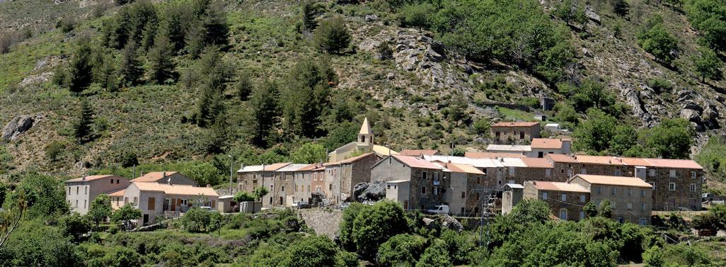 Randonnée en Corse : EcoLimousine voiture avec chauffeur au départ et à l'arrivée !